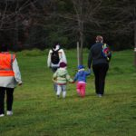 Even the children enjoy the Villiersdorp Parkrun
