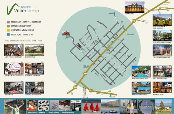 VIlliersdorp tourism brochure April 2021
